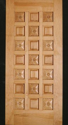 New Wooden Door Design Entrance Carved Wood Ideas, – Door Types Wood Entry Doors, Entrance Doors, Wooden Doors, Front Doors, Front Entry, Room Door Design, Door Design Interior, Interior Modern, House Design