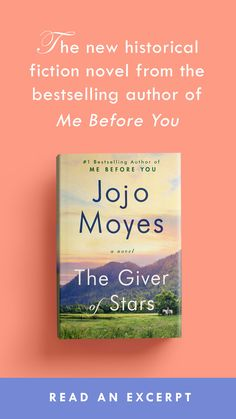 Read the new historical fiction novel by the bestselling author of Me Before You, Jojo Moyes.