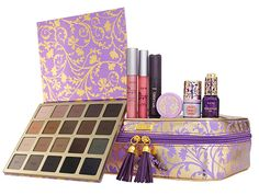 Tarte Holiday 2014 Sets - Bon Voyage Collector's Set & Travel Bag ($59.00) (Limited Edition) (Sephora Exclusive) PLEASE