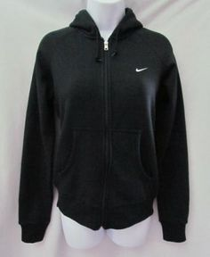 black nike zip up hoodie Nike Zip Hoodie, Nike Zip Up, Zip Up Hoodies, Sweatshirts, New Outfits, Fashion Outfits, Distressed Jeans, Black Nikes, Zip Ups