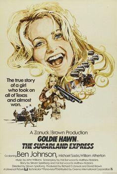 The Sugarland Express (1974)  ***