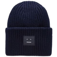 Acne Studios Pansy Wool Beanie (190 PEN) ❤ liked on Polyvore featuring accessories, hats, acne studios beanie, beanie caps, wool hat, beanie cap hat and woolen beanie caps