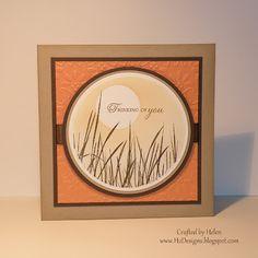 H2 Designs: Just Add Ink #107 - Just Add Nikki!!!---great sympathy card