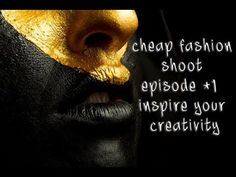 Cheap fashion shoot ep1 - Inspire  your creativity