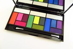 makeup revolution eat sleep makeup repeat eyeshadow palette