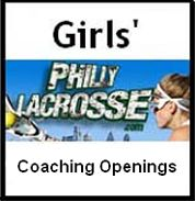 Updated Philly girls' lacrosse coaching job openings - http://phillylacrosse.com/2014/01/07/updated-philly-girls-lacrosse-coaching-job-openings/