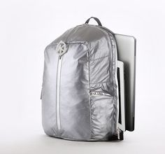 d44f483b66 Buy Silver-TIMELINE Waterproof Paper Backpack by Lifeix at Lifeix Design  for only  39.99
