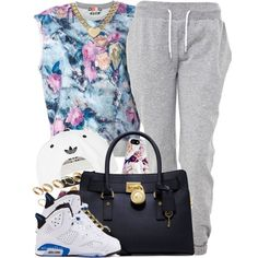 """""""Floral Royale"""" by oh-aurora on Polyvore"""