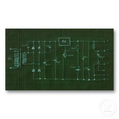 Computer repair business card electronic circuits business cards scheme electronic circuit business card template fbccfo Choice Image