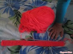 Lanas Oveja Negra: Paso a paso chaleca tejido a palillo