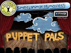 Puppet Pals HD iPad App - Students can use this app to: write story problems and share them, share new learning, narrate their written stories, shares steps in a process or solving a problem.