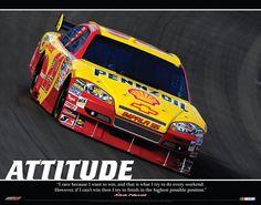 Kevin Harvick Attitude NASCAR MotorVational - Time Factory 2009