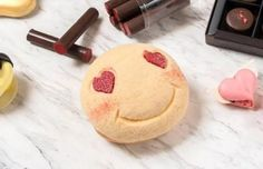 Dominique Ansel Unveils Heart-Eyes Emoji Sweet Buns For Valentine's Day