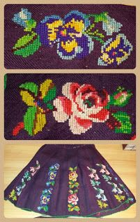 Costumes, Rugs, Home Decor, Embroidery, Farmhouse Rugs, Decoration Home, Dress Up Clothes, Room Decor, Carpets