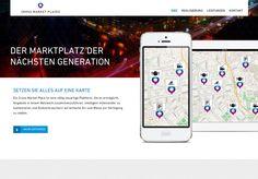 BIll-X: Cross Market Places Corporate Website, 2014