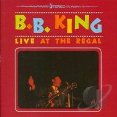 BB King - Live At The Regal CD Album