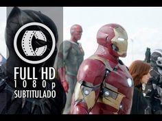 Captain America: Civil War - TV Spot [HD] - Subtitulado por Cinescondite