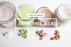 What's the best dairy free alternative?