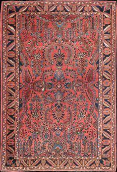 Persian Sarouk rug, 1930