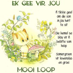 Goeie Nag, Goeie More, Good Morning Wishes, Afrikaans, Languages, Poems, Dresses, Idioms, Vestidos