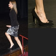 Queen Letizia of Spain's shoe collection: 14 pairs of royally killer heels