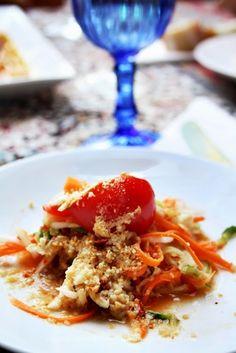 Kochenmitning@home: ส้มตำไทย/ Tam Thai