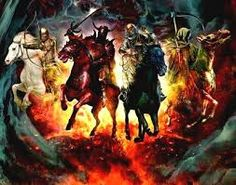 Resultado de imagem para Foi revelado ao profeta que estas quatro bestas significavam quatro impérios que se elevariam sucessivamente sobre as vagas movediças da humanidade.