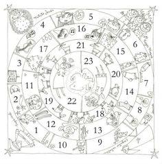adventskalender zum ausmalen   adventskalender zum ausmalen, adventkalender, adventskalender