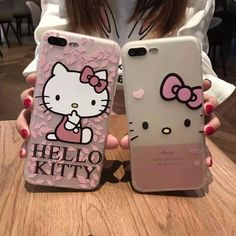 Hello Kitty Case for iPhone 6 6s 7 7plus //Price: $3.99 & FREE Shipping // World of Hello Kitty http://worldofhellokitty.com/luxury-soft-silicon-3d-design-hello-kitty-cute-cartoon-cat-case-for-iphone-6-6s-4-7-7-7-plus-5-5-phone-back-cover-coque-fundas/    #collectibles