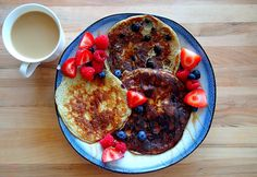 Early Morning Healthy Protein Pancakes
