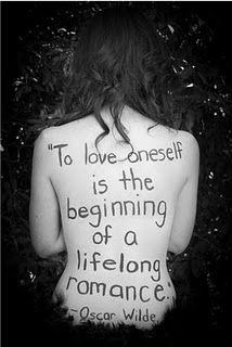Top Love Oneself Is The Beginning Of A Lifelong Romance. ~Oscar Wilde