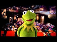 Happy Birthday Song Sung Specially for You by Kermit the Frog from the Muppets ♥