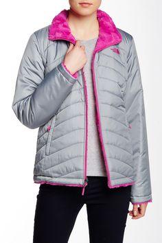 Mossbud Swirl Reversible Jacket