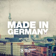 Listen & Download! Made in Germany Vol. 7 - Style: Deep House, Tech House - Label: Recovery Tech - 15 tracks from artists like: Oliver Dollar & Jimi Jules, Gorge, Sasch BBC & Caspar, Dole & Kom, Niko Schwind, Patrick Zigon, and more...