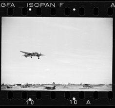 JU-88 Landing, Russia