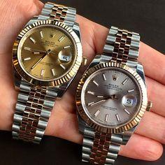 DATEJUST 41 Jubileebracelet Ref 126333Ref 126331 | http://ift.tt/2cBdL3X shares Rolex Watches collection #Get #men #rolex #watches #fashion