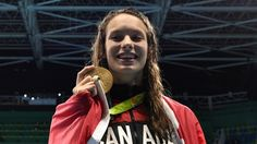Rio has been a fistful of firsts for Canadian swimmer Penny Oleksiak, but the showstopper was winning Canada's first gold medal of the 2016 Summer Olympics on Thursday.