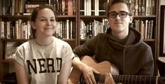 Cutest thing ever - MCFLY star Tom Fletcher and his wife Giovanna look adorable as they sing a breakfast-time duet.