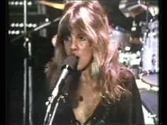 "Fleetwood Mac - Rhiannon  - ( Stevie Nicks Awesome performance starts 4:10) 1976  Mick Fleetwood said that Stevie would sing the ending of this song like she was ""performing an exorcism."" Every night she would throw everything she had into this song."