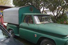 corrigated steel truck - Google Search