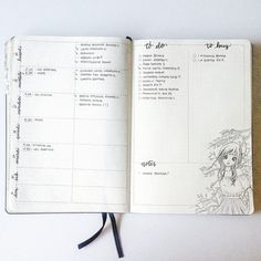 """394 Likes, 7 Comments - Serena (@serylittlenotes) on Instagram: """"Bullet Journal - weekly layout and decoration.  I'm working to show you more video tutorials about…"""""""