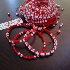 Handcrafted bracelets, waterproof, non-allergic Glass Beads, Crochet Earrings, Etsy Seller, Ornaments, Create, Handmade, Jewelry, Bracelets, Hand Made