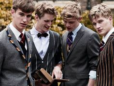 You have an abundance of blazers and dress socks. | 67 Telltale Signs That You Went To Boarding School
