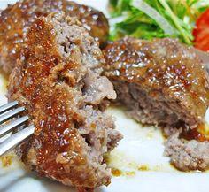 プレミア神戸牛ハンバーグ