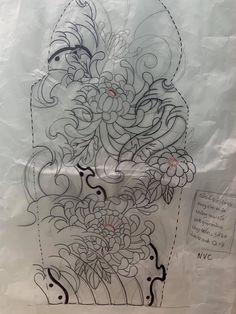Japanese Artwork, Japanese Tattoo Art, Japanese Tattoo Designs, Tattoo Goo, Arm Tattoo, Tricep Tattoos, Snake Drawing, Asian Tattoos, Japan Tattoo