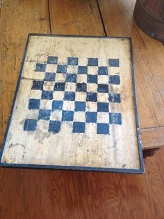 Blue White Early Game Board