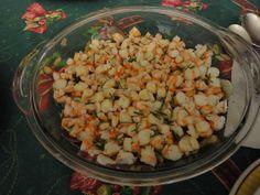 Carpaccio di gamberoni e funghi champignon - http://www.food4geek.it/carpaccio-gamberoni-funghi-champignon/
