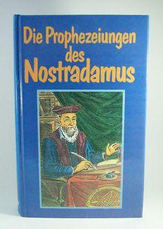 Die #Prophezeiungen des #Nostradamus #Buch #Prophezeiung #eBay #Deutschland