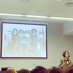 Súper interesante la charla sobre conciliación laboral y familiar con Laura Baena de @malasmadres en #DexeusDigitalMums