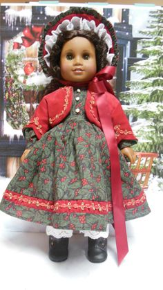 American girl historical doll clothes 18 inch by TheDollyDama